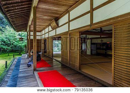 Koto-in - Daitokuji's Subtemple in Kyoto Japan