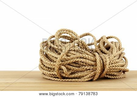 Skein Of Synthetic Rope