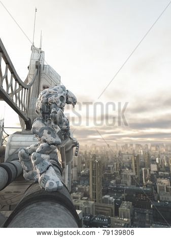 Future City - Robot Sentinel