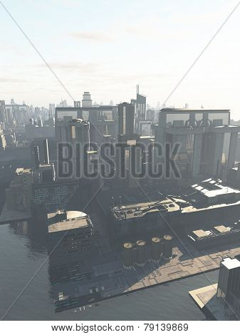 Future City - the Canal District