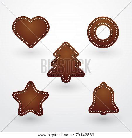 Baked Christmas Gingerbread