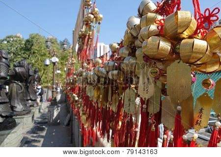 Buddhist Prosperity Bell