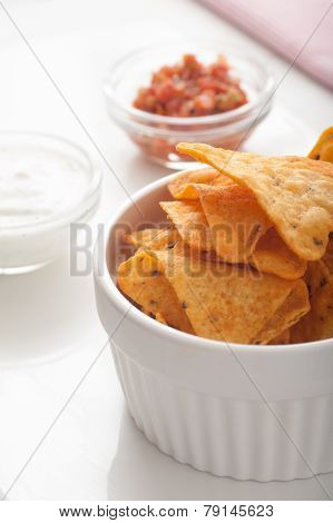Chips And Dip Sauce