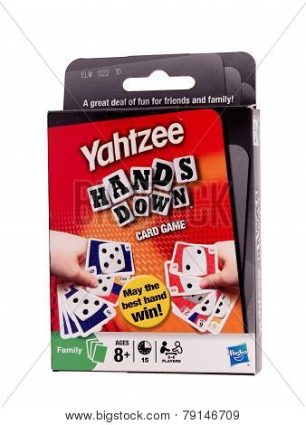 Yahtzee Card Game