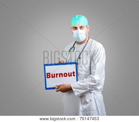 Medical Doctor Burnout