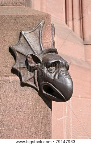 Gargoyle Strasbourg Cathedral