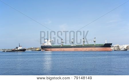 Shipping Transportation Freighter
