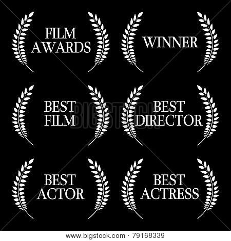 Film Winners Black And White