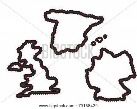 Racing Tracks Maps 3