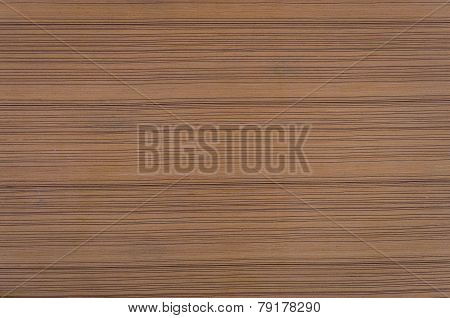 Plywood Pattern As Background