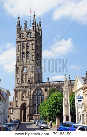 St Marys Church, Warwick.