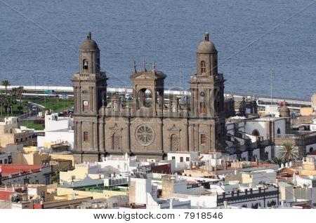 Cathedral in Las Palmas