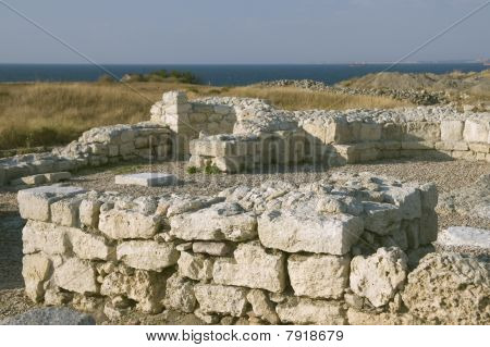 Chersonesos Taurica Ruins