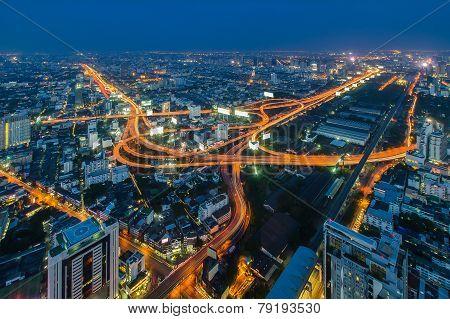 Bangkok Expressway And Highway