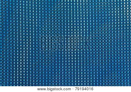 Net Blue Pattern Background