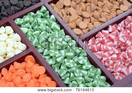 Assorted Mix Flavored Nipple Chips