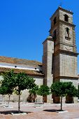 stock photo of senora  - Our Lady of the Incarnation Parish Church  - JPG