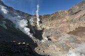 pic of volcanic  - Beauty volcanic landscape of Kamchatka - JPG
