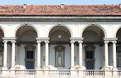 Renaissance cloister