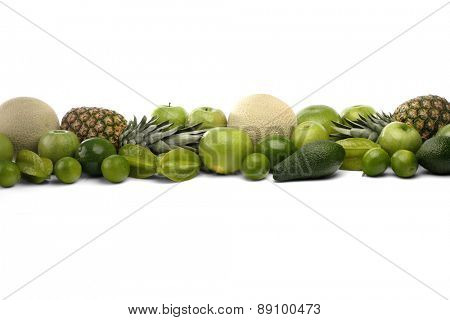 Composition of citrus fruits