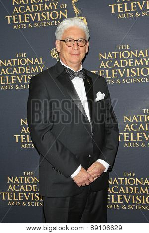 LOS ANGELES - APR 24: Bob Mauro at The 42nd Daytime Creative Arts Emmy Awards Gala at the Universal Hilton Hotel on April 24, 2015 in Los Angeles, California