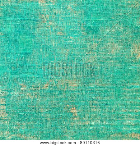 Vintage texture ideal for retro backgrounds. With different color patterns: yellow (beige); green; cyan; blue