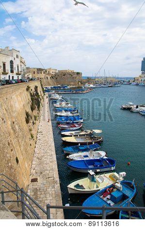 Pier Gallipoli