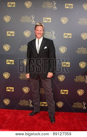 LOS ANGELES - APR 26:  Matthew Ashford at the 2015 Daytime Emmy Awards at the Warner Brothers Studio Lot on April 26, 2015 in Burbank, CA