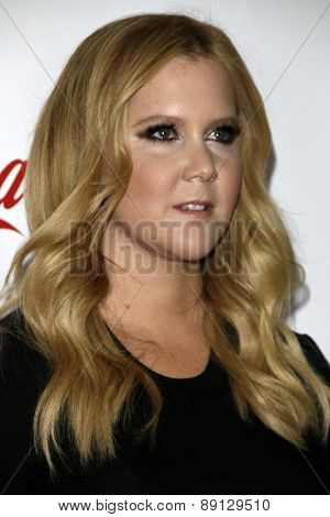 LAS VEGAS - APR 23:  Amy Schumer at the CinemaCon Big Screen Achievement Awards at the Caesars Palace on April 23, 2015 in Las Vegas, NV