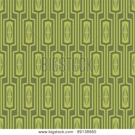 Abstract Seamless Modern Pattern