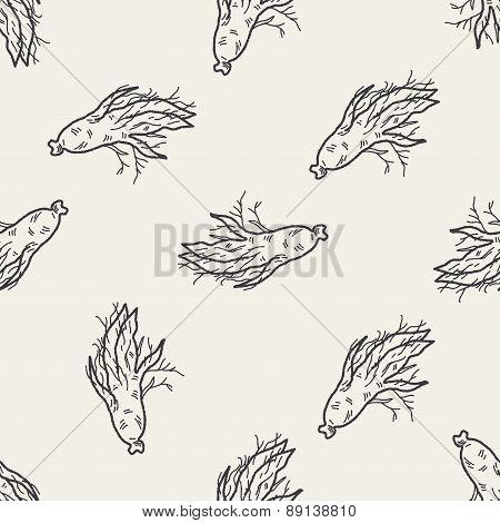Ginseng Doodle