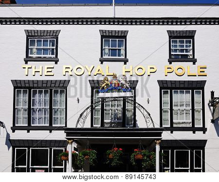 The Royal Hop Pole, Tewkesbury.