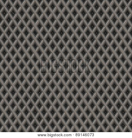 Metal Pattern Generated Texture
