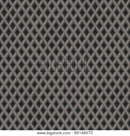 Metal Pattern Generated Texture