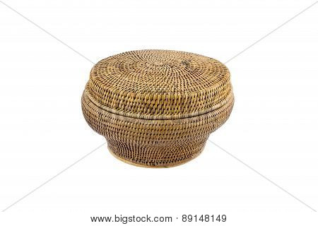 Receptacle For Betel