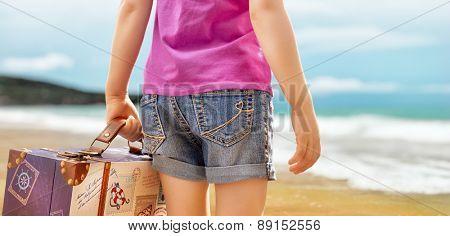 child to prepare for the trip