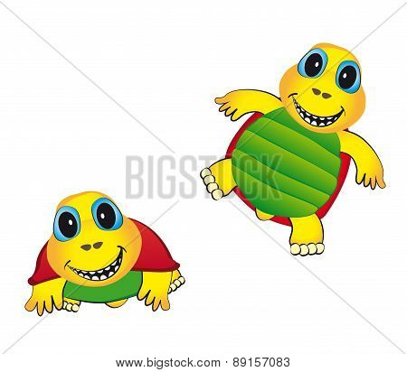 cheerful Tortoise