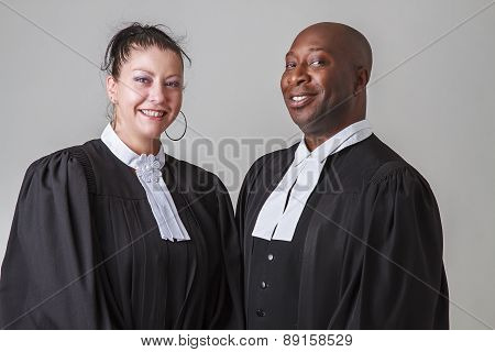 Happy Lawyers