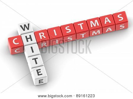 Buzzwords White Christmas