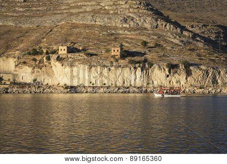 New Halfeti And The River Euphrates