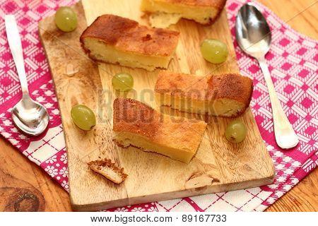 Cottage Cheese Pie