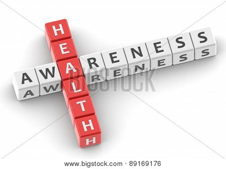 Buzzwords Health Awareness