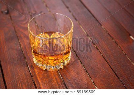 Whisky On Wood