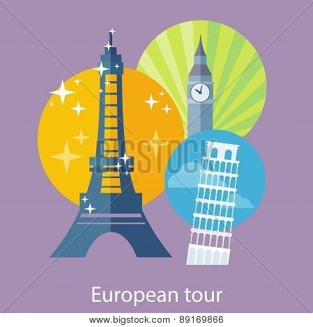 European Traveling Tour