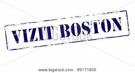 Visit Boston