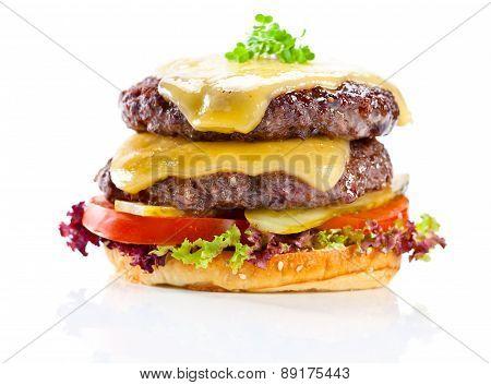 Burgeron White  Background