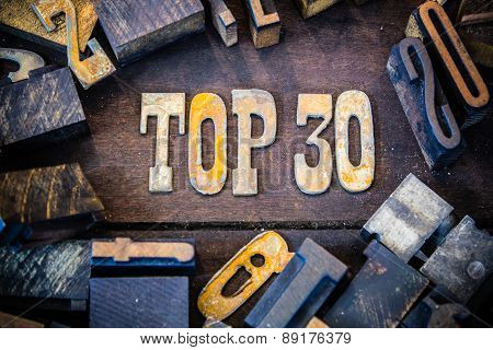 Top 30 Concept Rusty Type