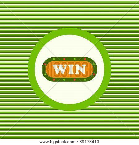 Win Color Flat Icon