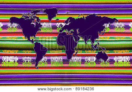 Color art map