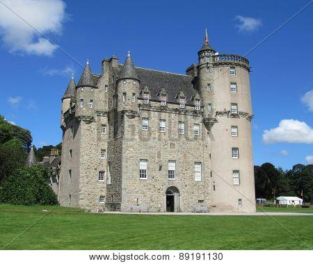 Castle Fraser, Scotland